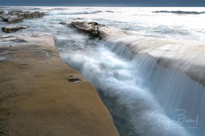 Coast Waterfall