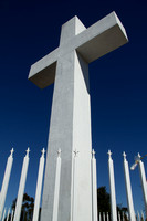 Mt Helix Cross