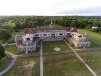 Seaside Sanitarium - Aerial View
