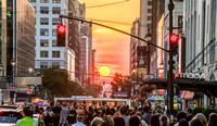 34th Street Manhattanhenge