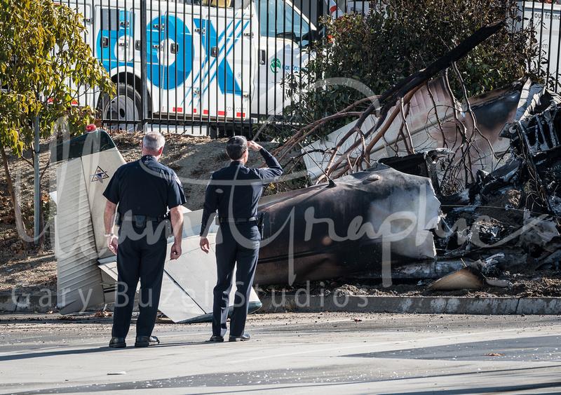 Plane Crash in El Cajon CA